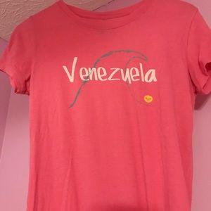 3/$15 Pink Roxy short sleeve t-Shirt